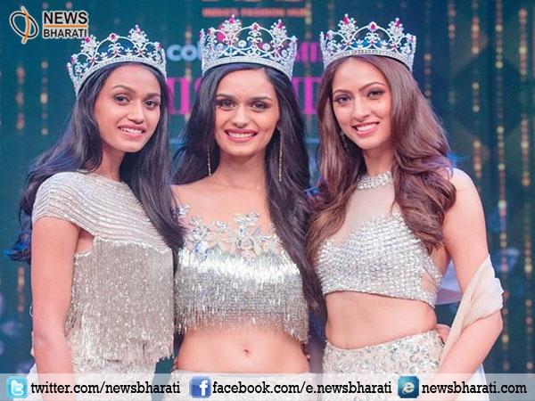 #beautywithapurpose! Miss India 2017 Manushi Chhillar wants to educate women about menstrual hygiene