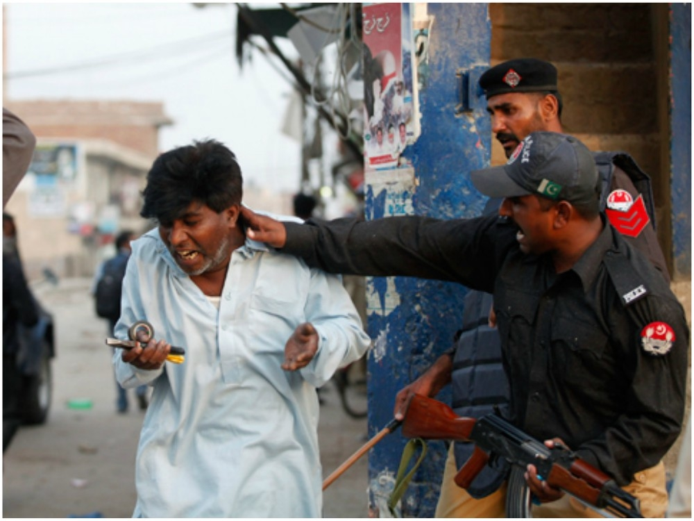 Human Rights abuse in Pakistan
