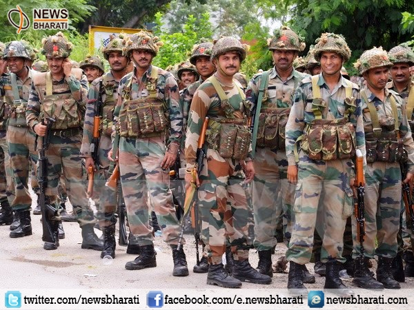 Indian-Thai army to exercise military drill for neutralization of terrorism from July 3 in Himachal