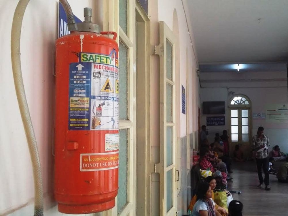 Over 4,000 Karnataka hospitals lack in 'Fire Safety': Survey