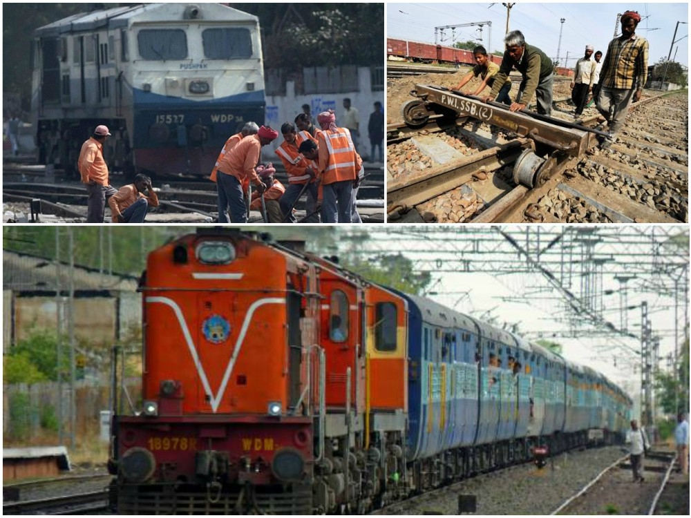 Railways new system will ensure faster completion of states' Rail Projects
