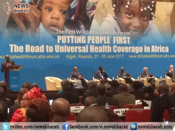 1st WHO Africa forum suggests health as the basis for socioeconomic development