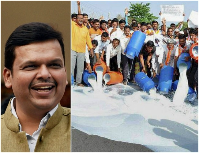 After CM Fadnavis promises to meet demands, Maha farmers called off strike 'Satisfactorily'
