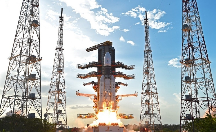 ISRO launches its first heaviest satellite GSLV Mk III with indigenously developed cryogenic engine