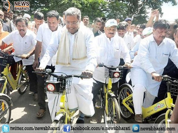 'Trin Trin'- Time to hop on your cycles as Mysuru launched India's 1st bicycle sharing system
