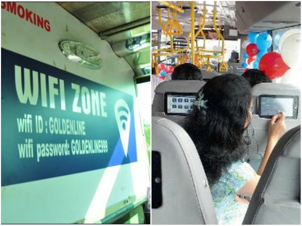 Bangalore's free Wi-Fi services to entertain bus traveler during their journey