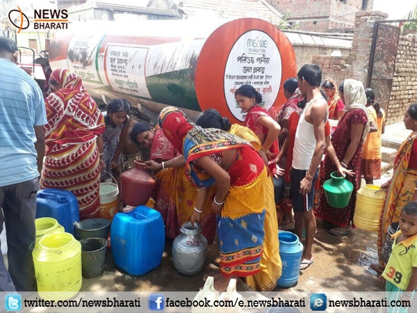 Lack of administrative vision leaves a large industrial hub of West Bengal, Asansol still thirsty