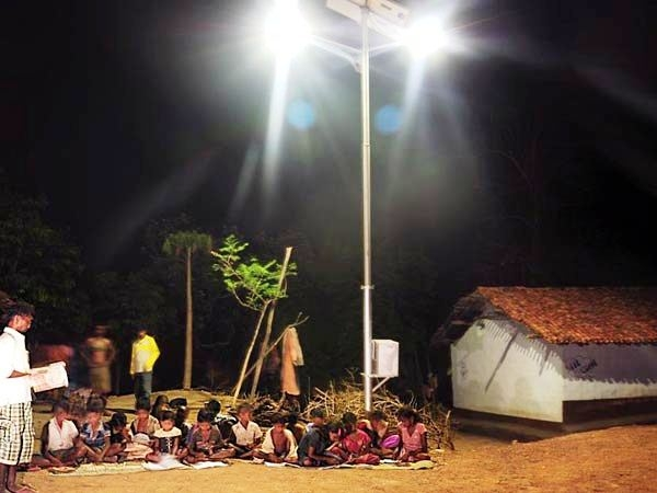 Andhra's 1st Rural LED Street Lighting Project to save 147 mn units energy annually