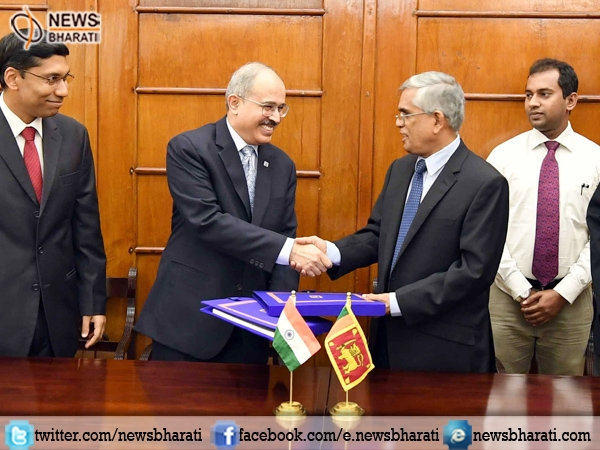 India extends USD 318 million credit line for expansion of Lanka railway