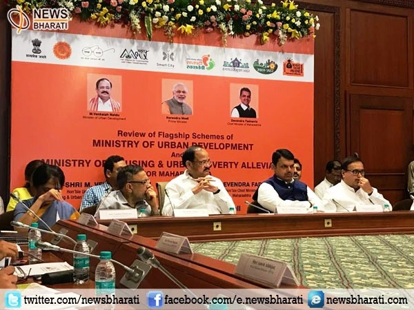 Maharashtra is at the forefront in the process of 'Urban Transformation': CM Devendra Fadnavis