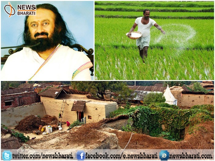 Art of Living comes out with a novel scheme; NRIs to adopt 500 villages in India