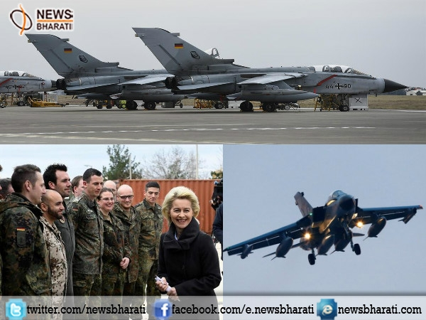 Germany withdraws troops from Turkish base; everything will be moved to Jordan's Azraq base