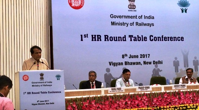 Railway is most important strategic asset of country for economic, social aspect: Suresh Prabhu