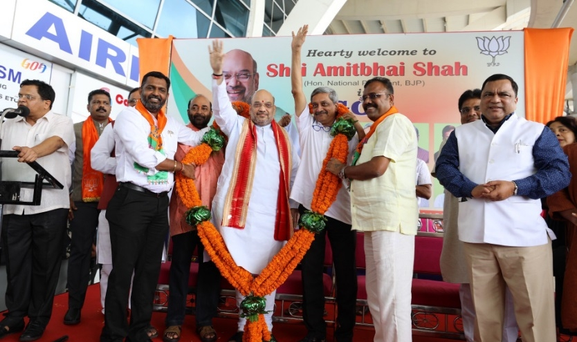 GST will transform the economic structure of the country: BJP supremo Amit Shah