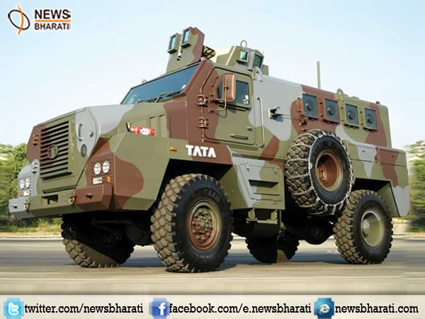 Modernisation projects worth Rs 2400 Cr approved for Army's armoured vehicles