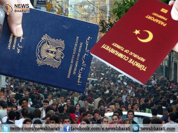 "7000 Syrians who ""will not create a security problem"" to be granted Turkish citizenship"