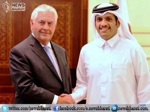 Qatar agrees to take stringent action against terrorism funding; signs agreement with US