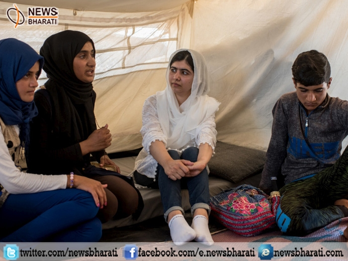 Malala Yousafzai urges world leaders to invest in education for children in conflict-stricken countries