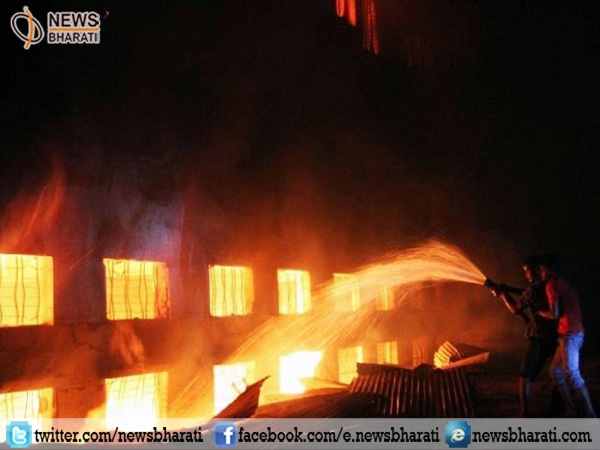 Massive fire in windowless house claims life of 10 Indians in Saudi Arabia