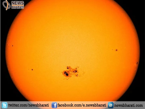 Solar flares, Auroras or Apocalypse Coming Soon? NASA tracks Sunspot larger than the size of Earth
