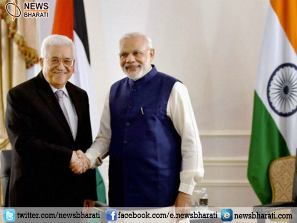 India Palestine ink pacts in health and Information Technology  sector to aid mutual cooperation