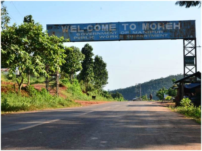 Cabinet nods for NH-39 to link Manipur-Myanmar roads