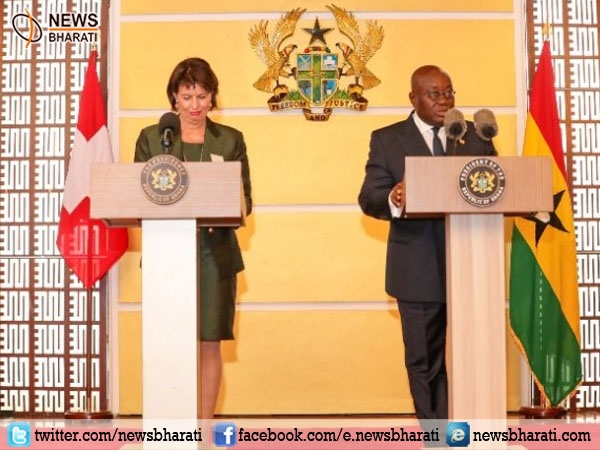 Ghana launches 2017–2020 cooperation strategy with Switzerland