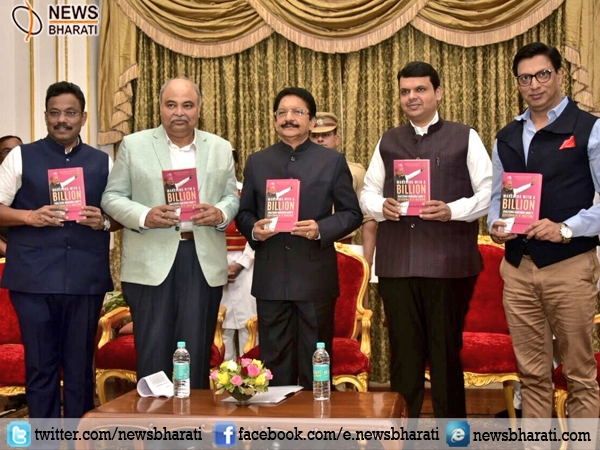 1st Book on PM Modi's governance ensuring welfare of society: 'Marching with Billion' released