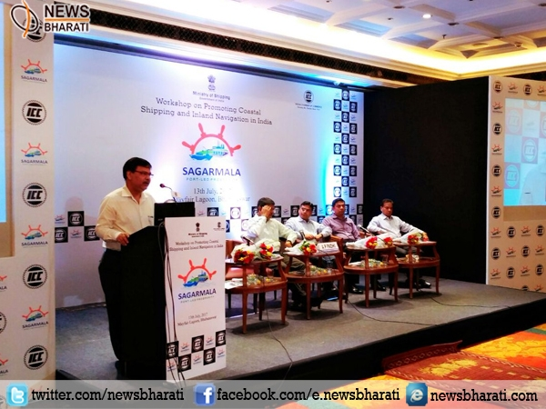 Workshop on 'Sagarmala' project kicks off in Odisha to boost coastal shipping and inland navigation