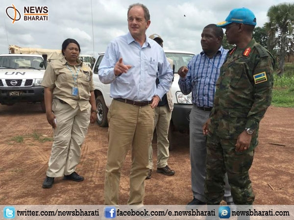 UN considers putting new peacekeeping base in South Sudan's troubled Yei region