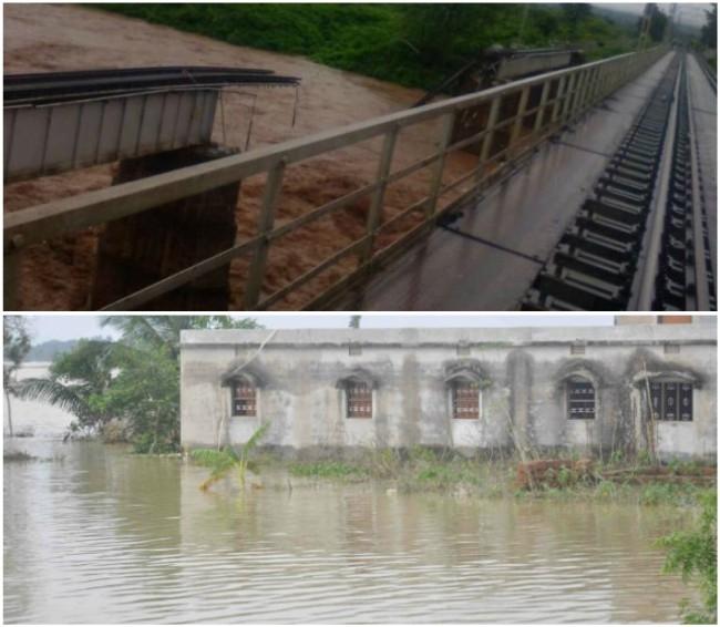 After North East, Odisha too becomes the victim of massive floods