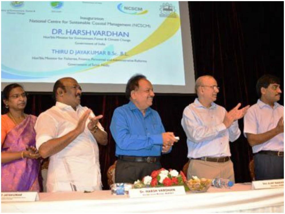 Chennai's National Centre for Sustainable Coastal Management focuses on sustainable livelihood