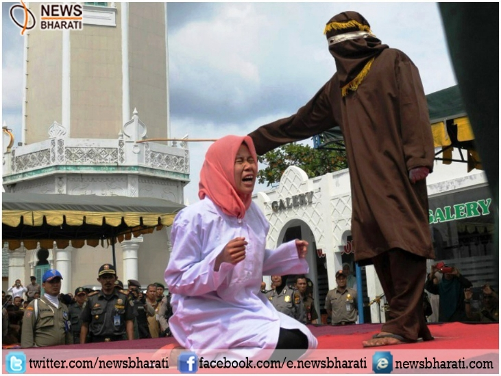 Break Sharia Law and get 'Public Caning' in a Malaysian state