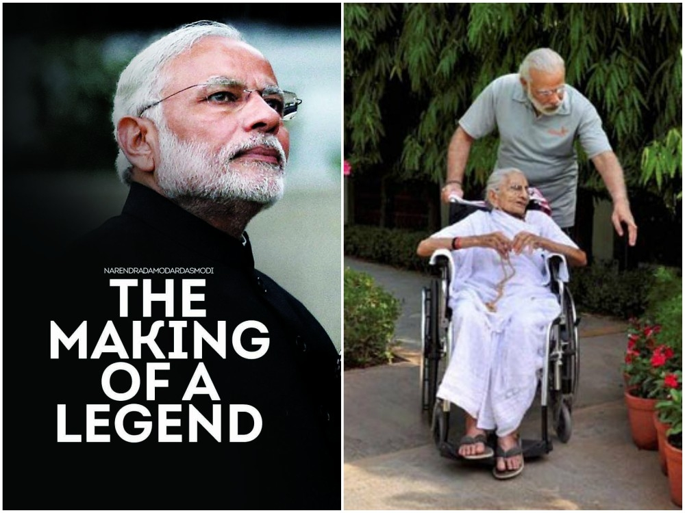 BOOK REVIEW: 'Narendra Damodardas Modi the making of a legend'