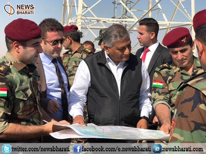 Without much hype: General VK Singh's ultimate rescue mission in Iraq
