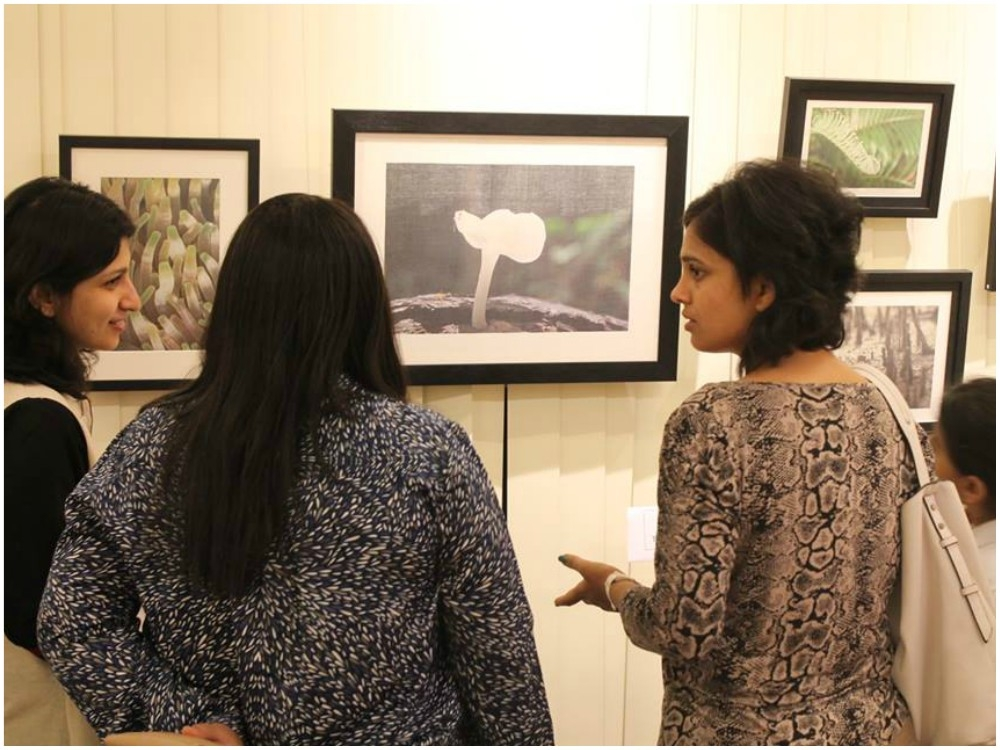'Island Worlds...of land and sea', a photo exhibition on Andamans is ready to go on floor