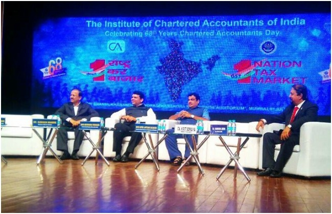 GST is important to step towards generating more employment in Nation: CM Fadnavis