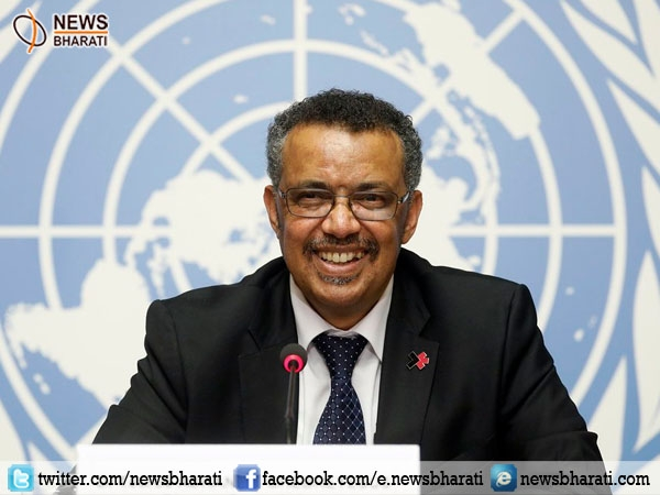 Dr. Tedros, the 1st African starts his journey as WHO Director-General