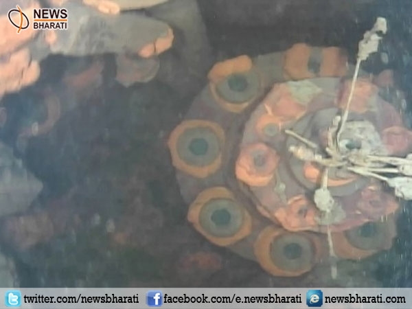 Underwater Robot captures image of melted fuel inside nuclear-disaster hit Fukushima reactor
