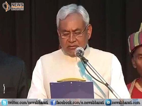 After demolishing 'Thug bandhan', Nitish Kumar sworn in as Bihar CM with BJP's support