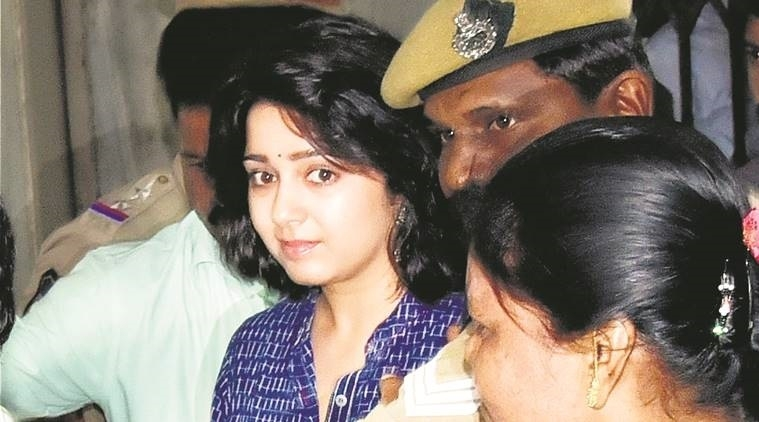 Hyderabad drug racket : Charmme Kaur faces six hours of interrogation
