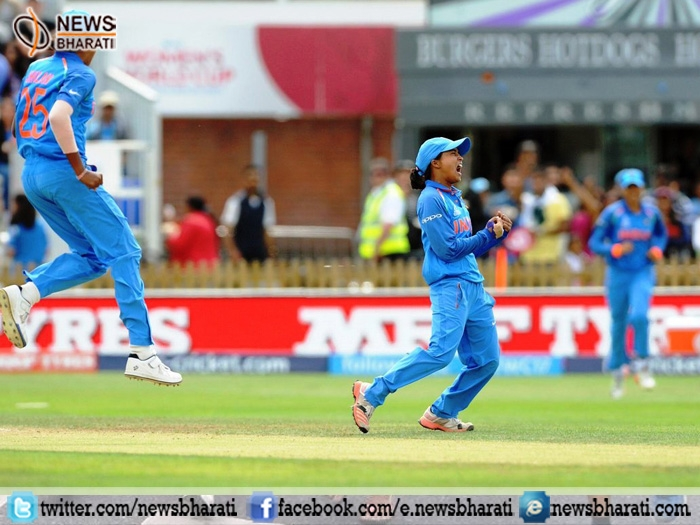 ICC Women's World Cup: India crushes arch-rival Pakistan by 95 runs