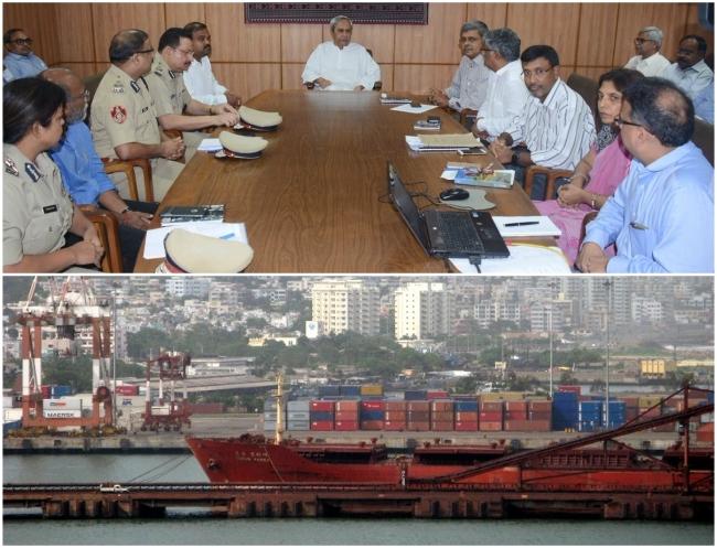 Odisha soon to set up 'Coastal Economic Zone' under Sagarmala project