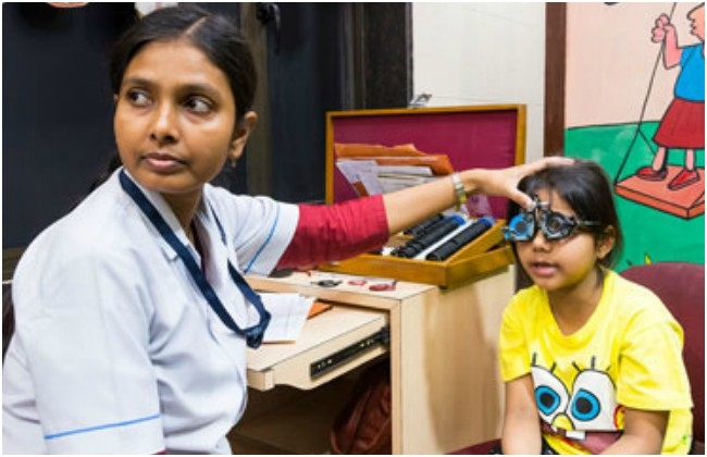Students with eye defects will be treated free in Odisha: CM Naveen Patnaik
