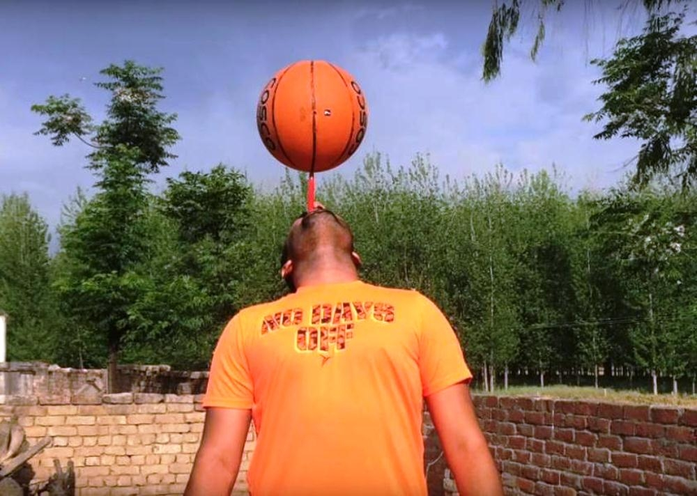 Proud Moment! Indian boy spins basketball on toothbrush, enters Guinness World Records
