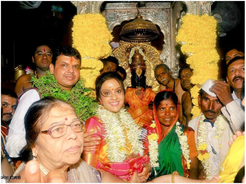 Lord Vitthal, please give me strength to free farmers from loan Burden: CM Fadnavis at Pandharpur