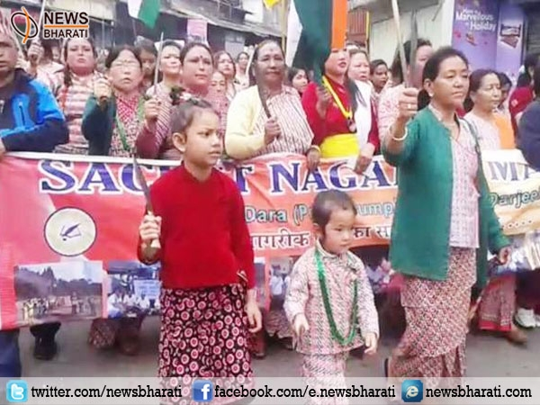 Bengal Child right Commission summons Bimal Gurung for children's presence in protest march