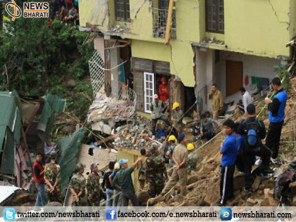 Pema Khandu releases 'Red Alert' against landslides in Arunachal