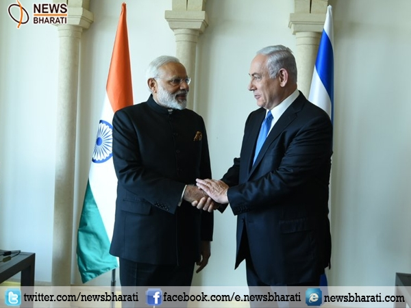 PM Modi holds delegation talks with Israel PM over defense development and strategic partnership
