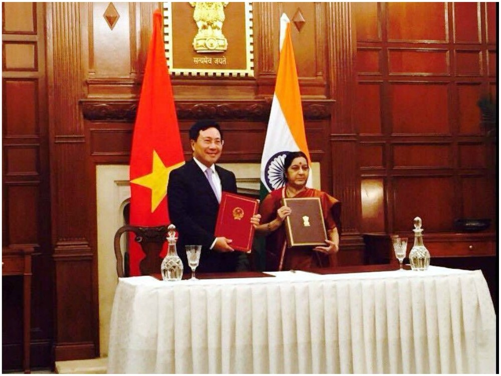 Comprehensive strategic partnership remains the key of the India-Vietnam action plan
